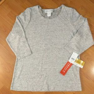 Sweaters - BOGO50%NWT Cathy Daniels Long Sleeve Crew Neck S